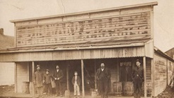 Fort Worth General Store circa 1910