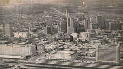 Fort Worth skyline circa 1930s