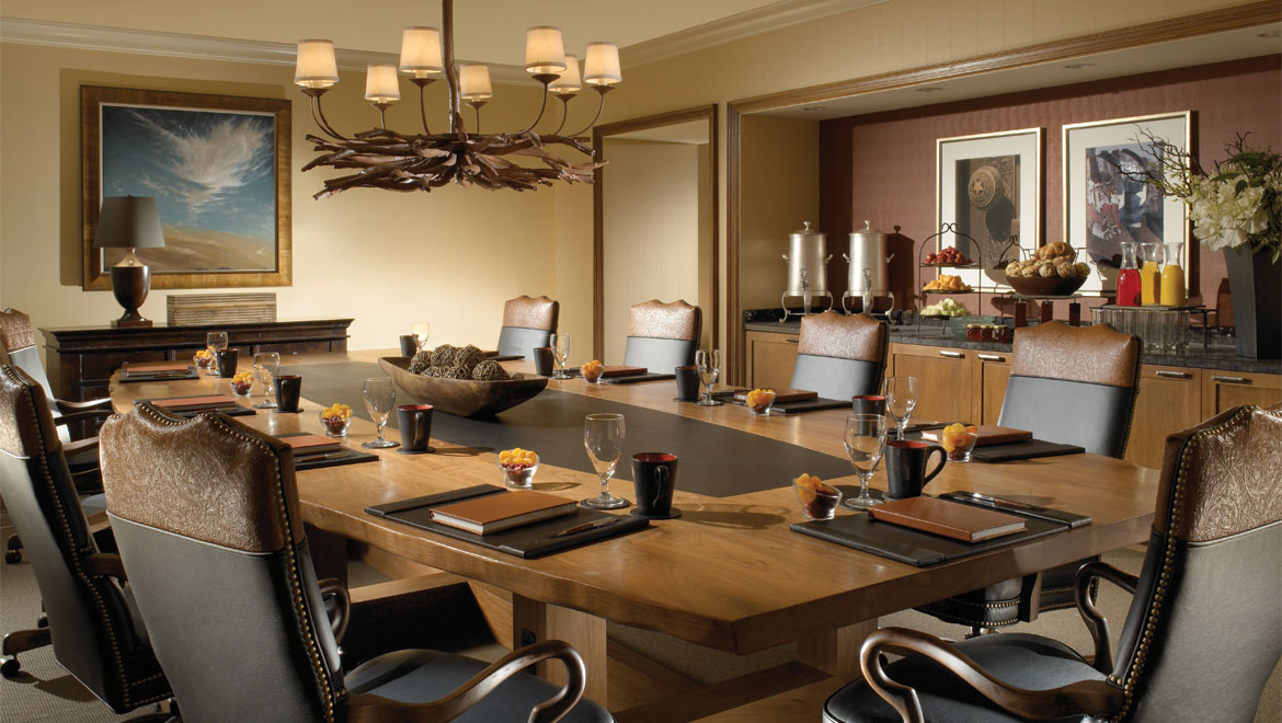 Meeting rooms in fort worth floor plans at omni fort worth for Grand home designs fort worth
