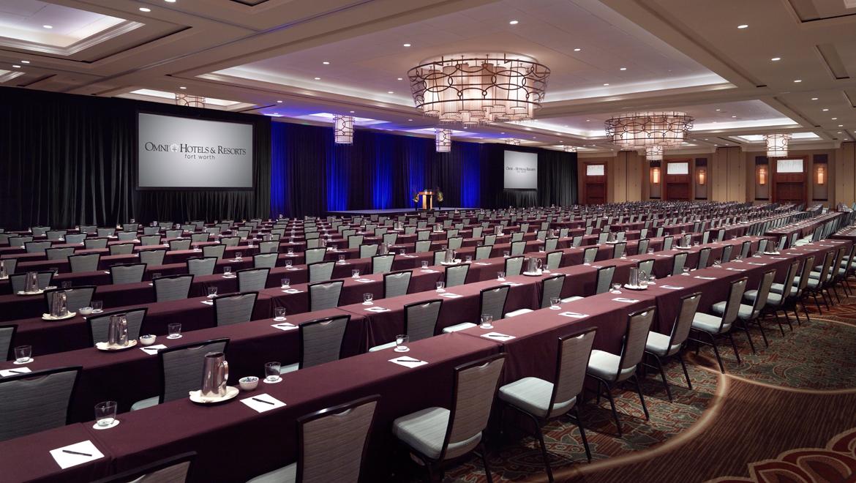 Omni Hotel Dallas Fort Worth Convention Center