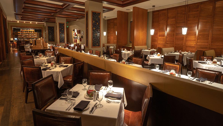 Bob S Steak Chop House Omni Fort Worth Hotel