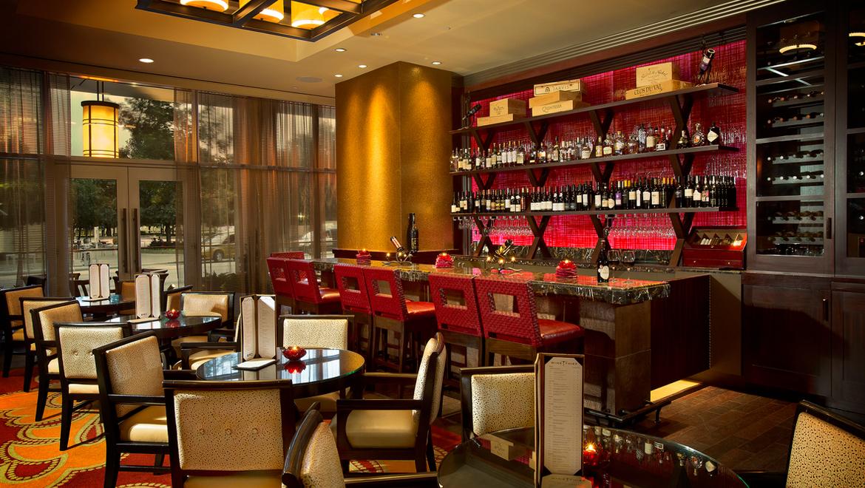 Wine Bars Fort Worth Wine Thief Omni Fort Worth Hotel