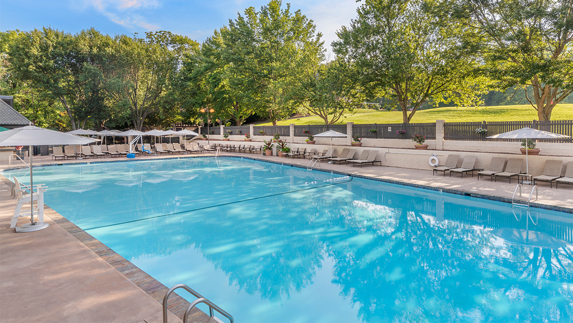 Hotels In Asheville Nc With Indoor Pool Omni Grove Park Inn