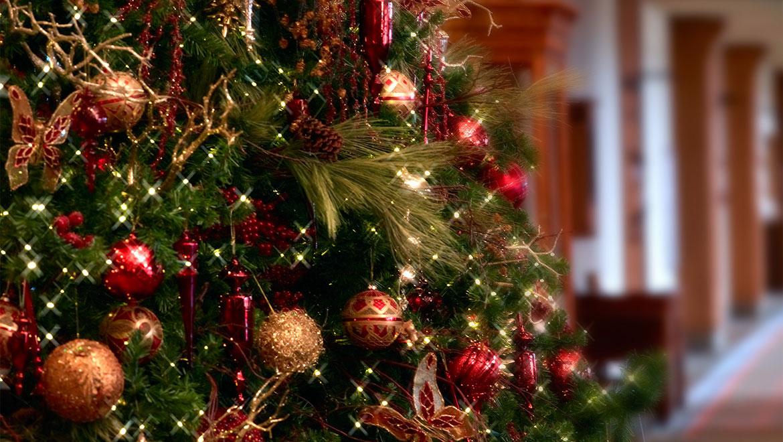 The Christmas Inn.Christmas In Asheville Omni Grove Park Inn