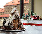The 26th Annual National Gingerbread Competition