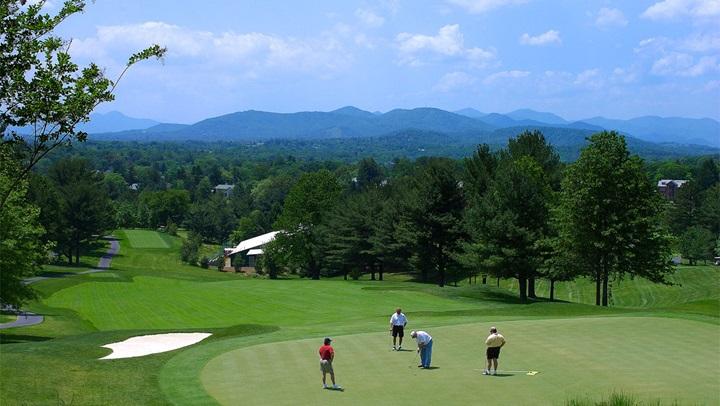 Donald Ross Golf Package The Omni Grove Park Inn