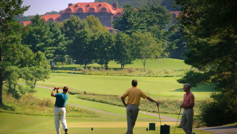 Asheville Golf Course The Omni Grove Park Inn