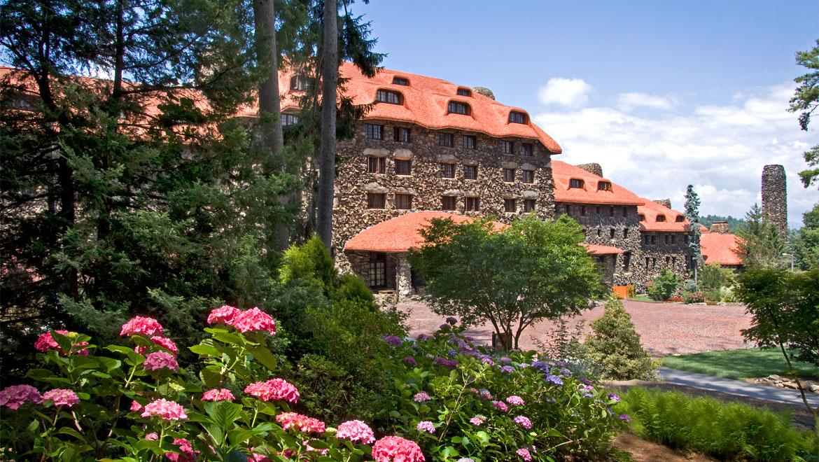 Bed And Breakfast Package Omni Asheville Nc