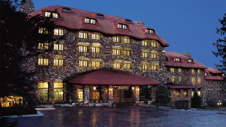 Asheville Hotel Deals The Omni Grove Park Inn