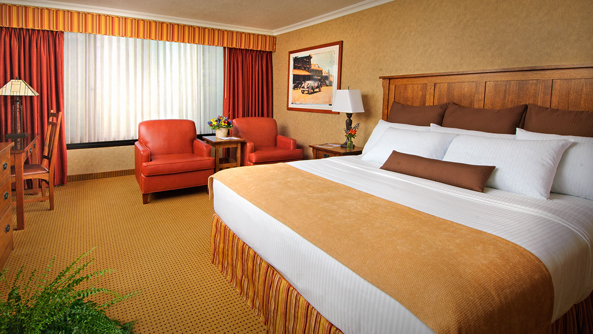 Hotels In Asheville Nc >> Asheville, NC Hotel Suites | The Omni Grove Park Inn