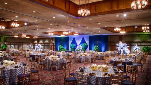 Heritage Ballroom at The Omni Grove Park Inn