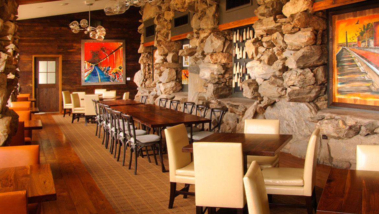 Nice Blue Ridge Dining Room Grove Park Inn Part - 6: EDISON, Craft Ales + Kitchen