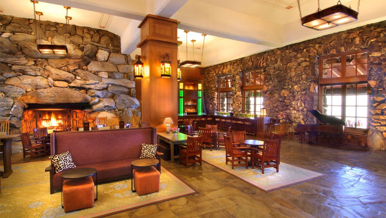Blue Ridge Dining Room Grove Park Inn Part - 29: Bar In The Grove Park Great Hall
