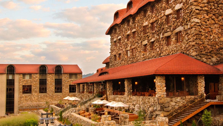Omni Grove Park Inn Restaurants