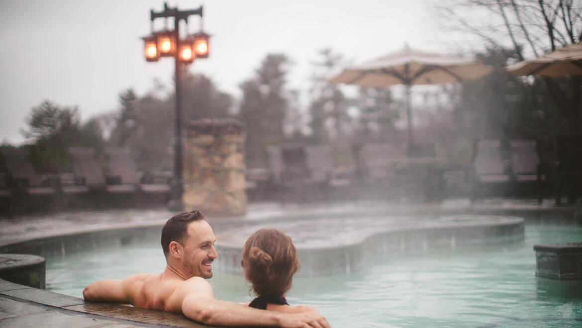 Asheville, NC Spa | The Spa at Omni Grove Park Inn