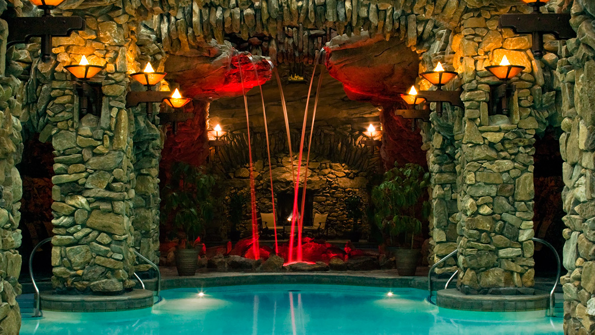 Grove Park Inn Spa Pool