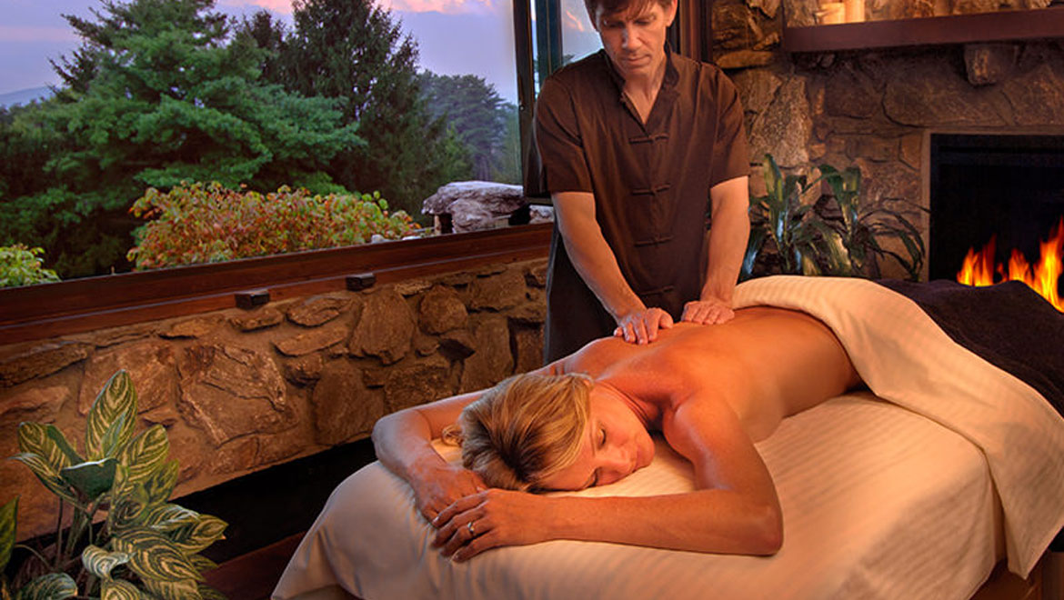 Massage at Grove Park Inn
