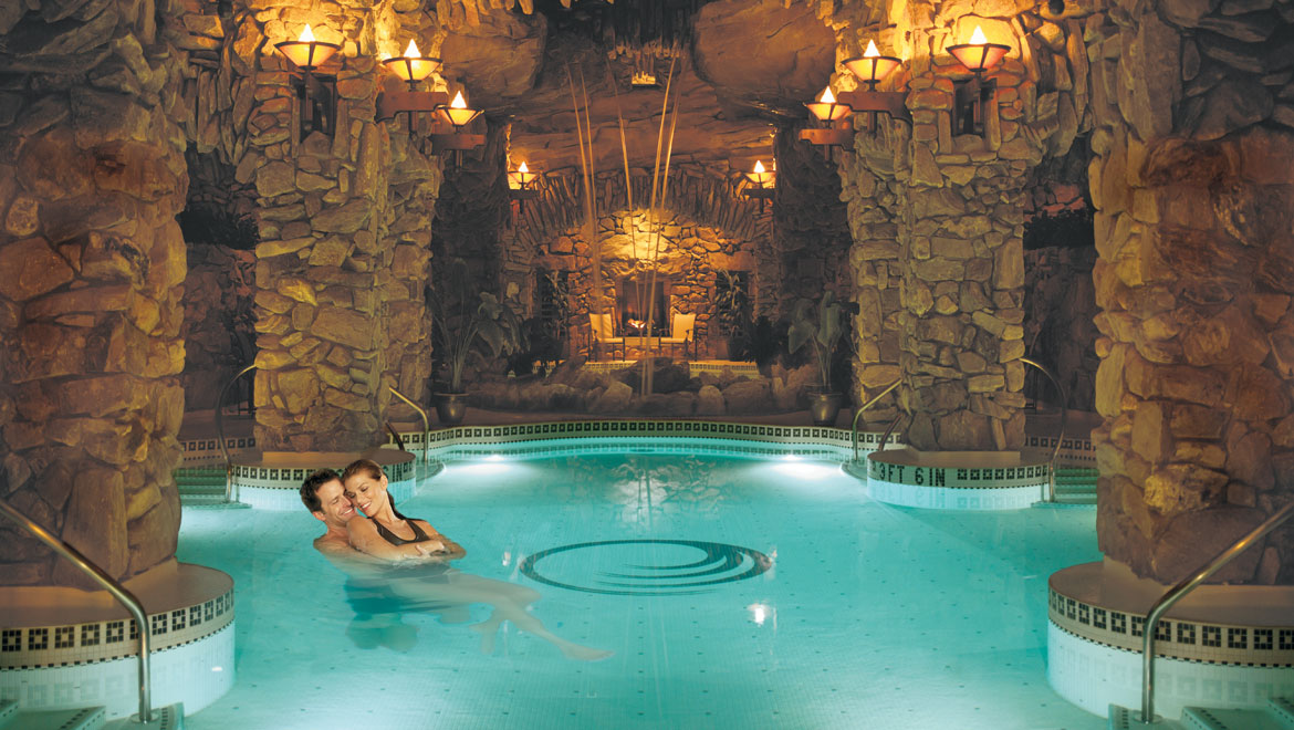 Spa Packages At The Grove Park Inn