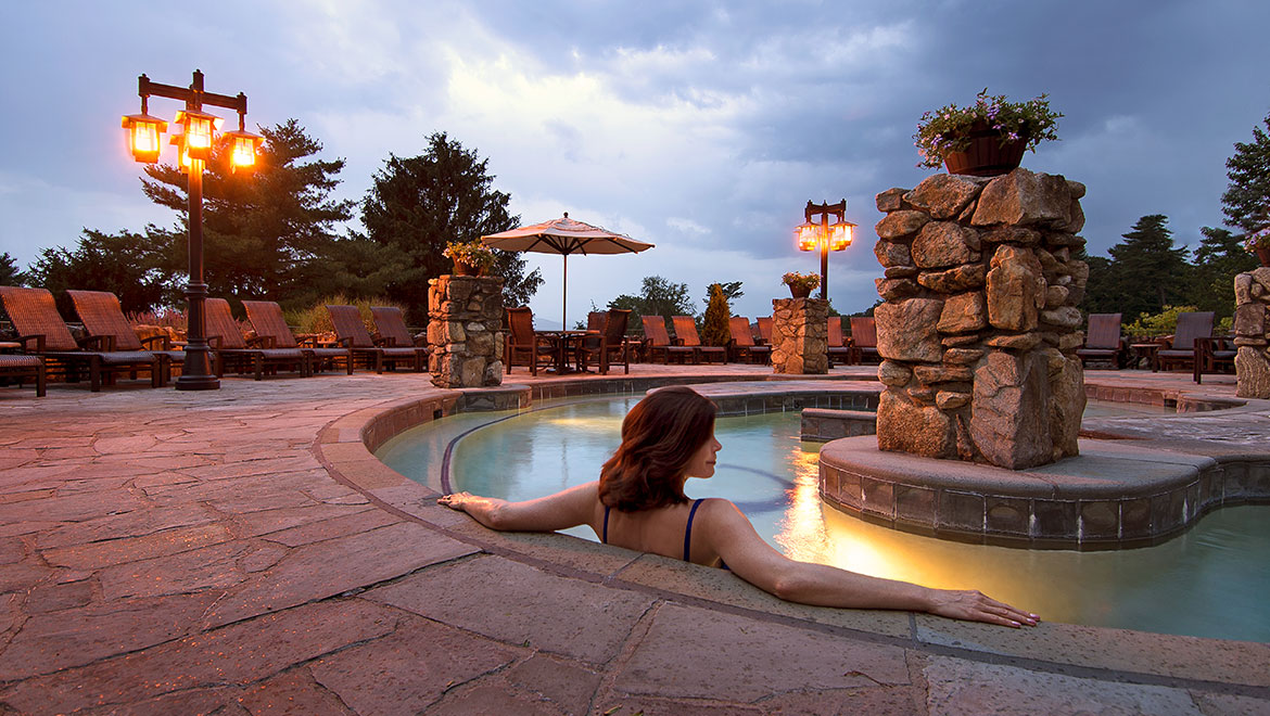 Spa Vacation Packages