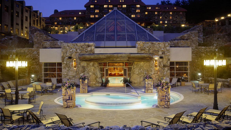 Grove Park Hotel Asheville