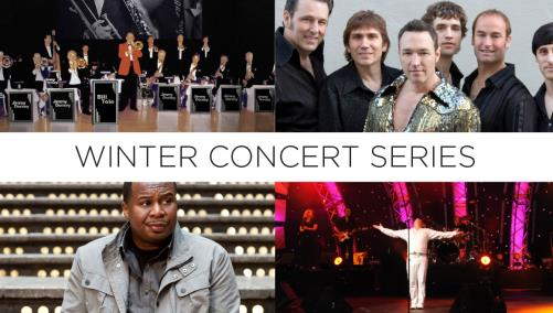 performers to be at the 2017 Winter Concert Series