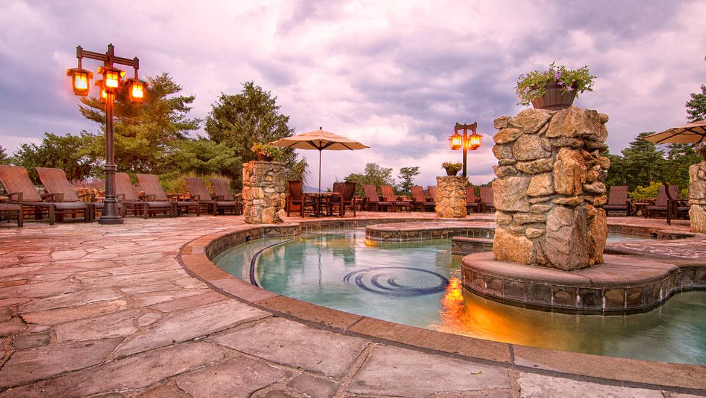 Blue Ridge Dining Room Grove Park Inn Part - 42: The Spa At The Omni Grove Park Inn