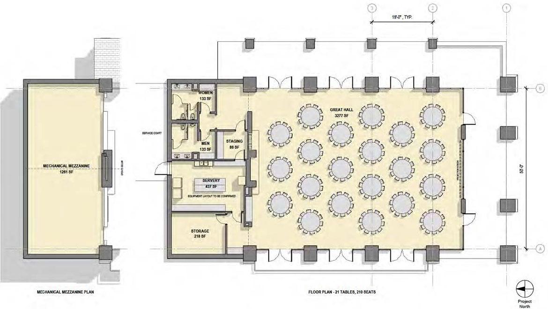 Wedding venues in north carolina the omni grove park inn for Wedding floor plan designer