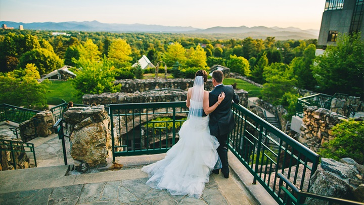 Wedding in Asheville