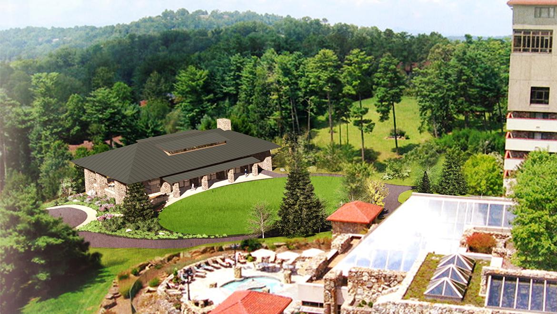 Wedding Venues In North Carolina The Omni Grove Park Inn