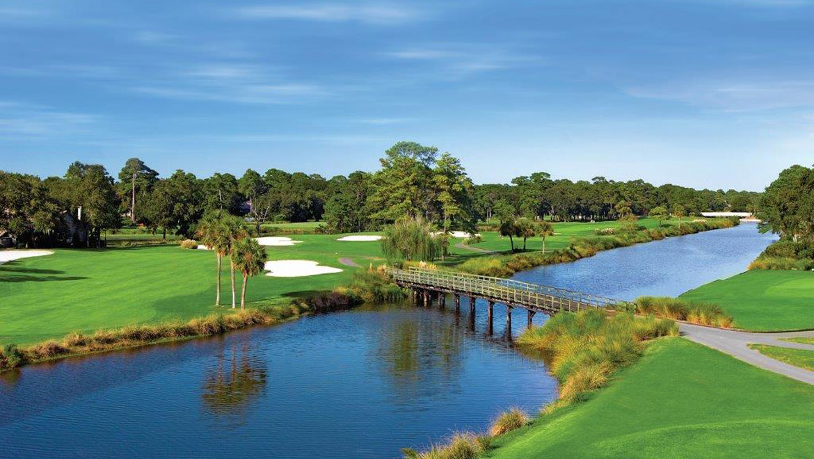 George Fazio Golf Course at nearby Palmetto Dunes