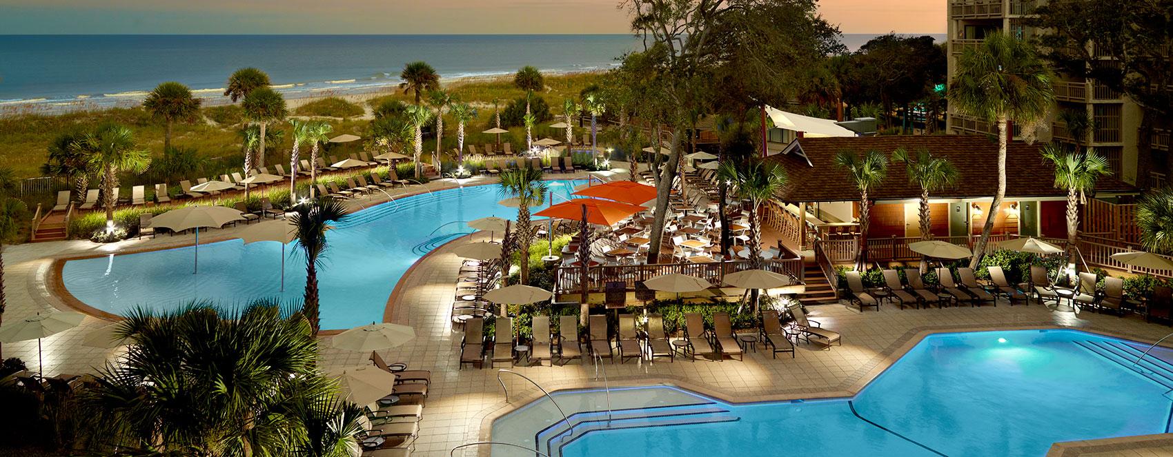 Hilton Head Hotel Omni Hilton Head Oceanfront Resort