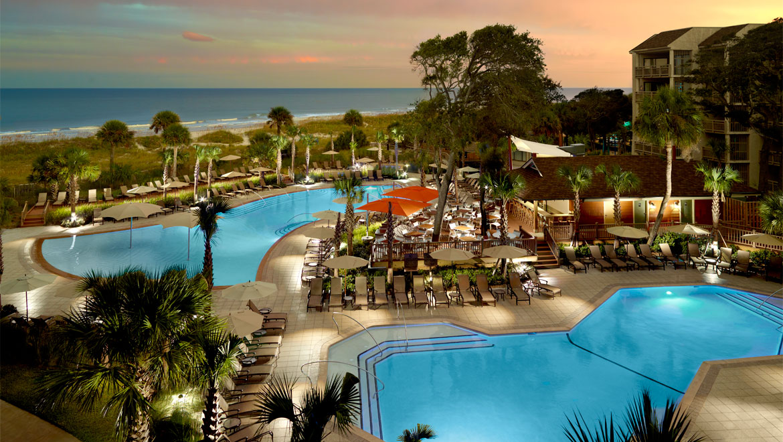 Omni Hilton Head Oceanfront Resort   Luxury Hilton Head Beach Hotel