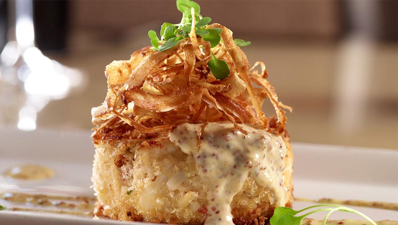 Hilton head restaurant hh prime omni hilton head resort crab cake fandeluxe Image collections