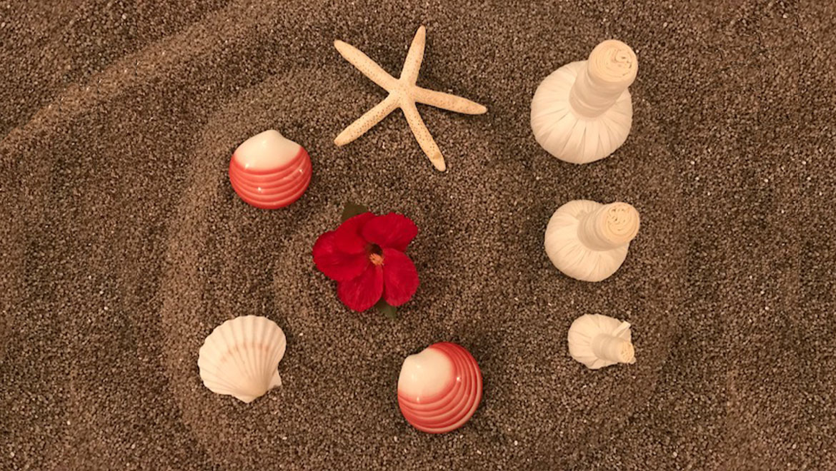 Quartz Sand Massage Table