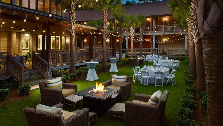 Hilton Head Wedding Venues Omni Hilton Head Resort