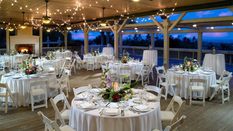 hilton head venue omni resort venues oceanfront reception weddings island hotel beach event hotels ceremony events dinner setup sc shore