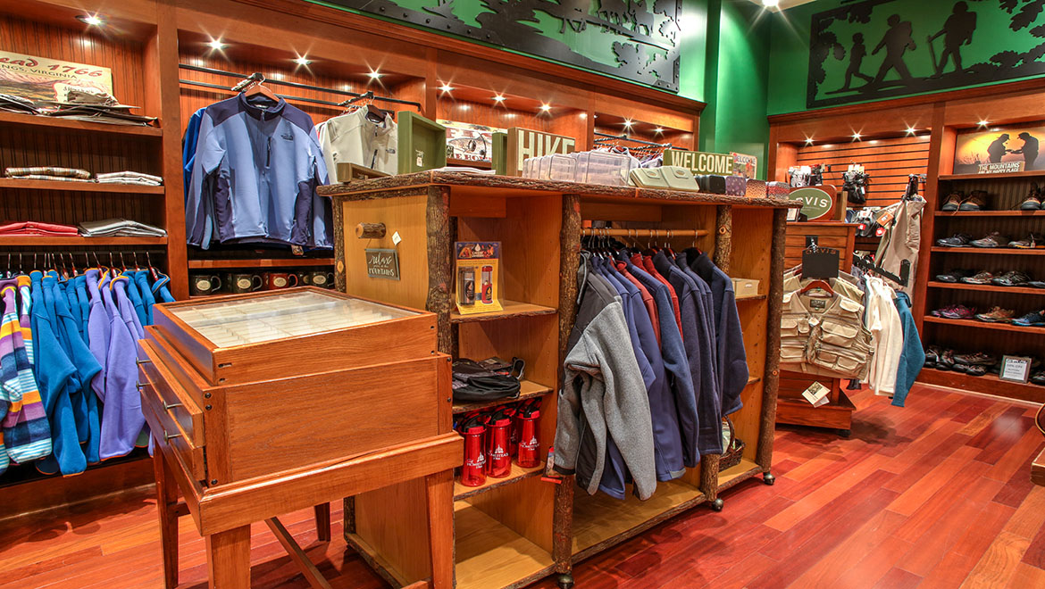 Allegheny Activities Retail Shop