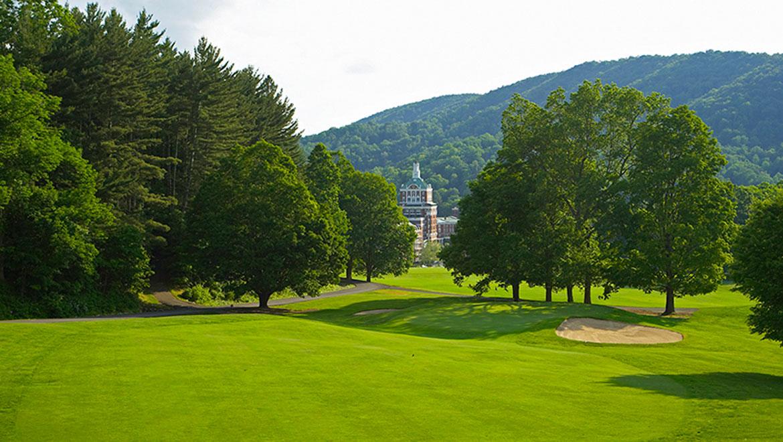 Virginia Golf Packages The Omni Homestead Resort