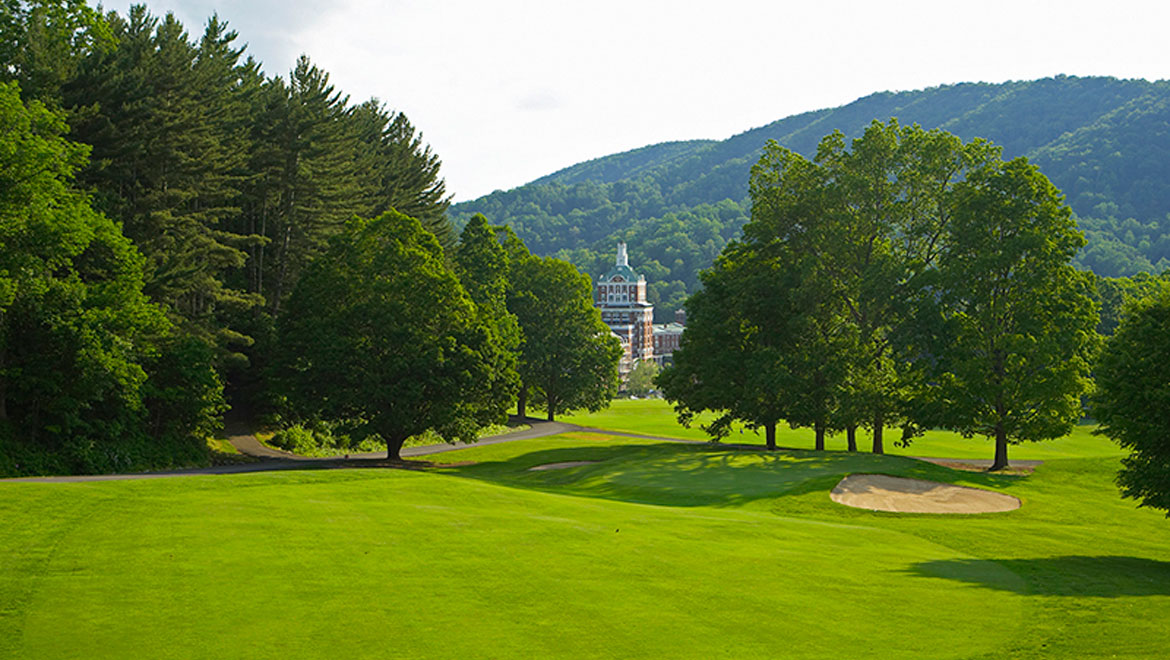 Golf in Hot Springs