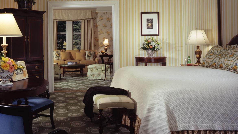 Virginia Hotel Suites The Omni Homestead Resort