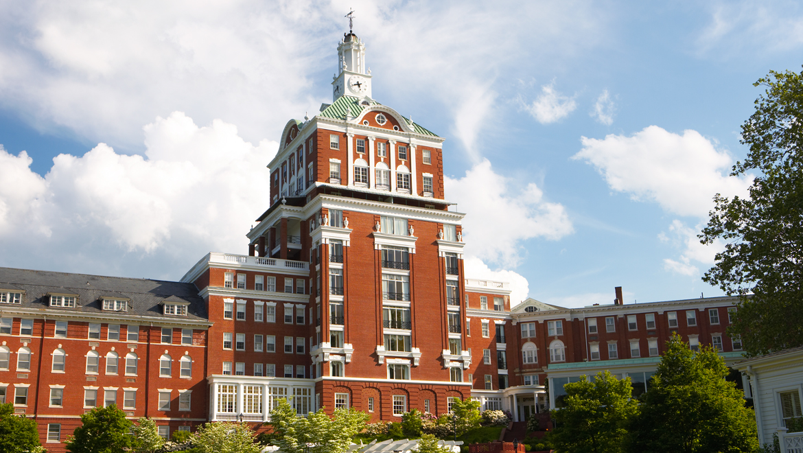 Hot Springs Vacation Packages The Omni Homestead Resort