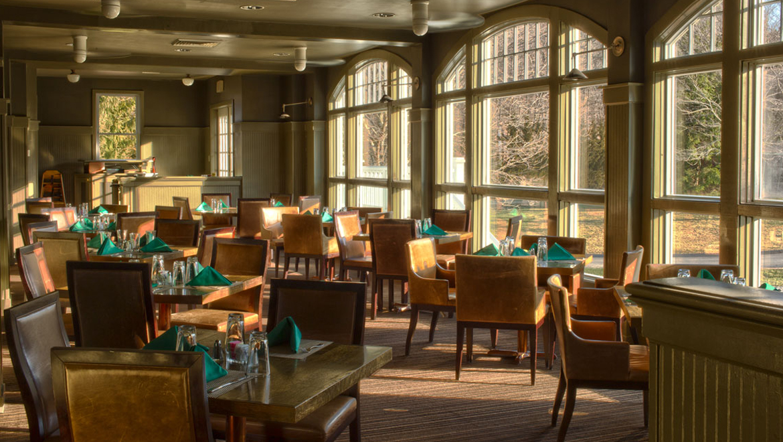 restaurants in hot springs va casino the omni homestead