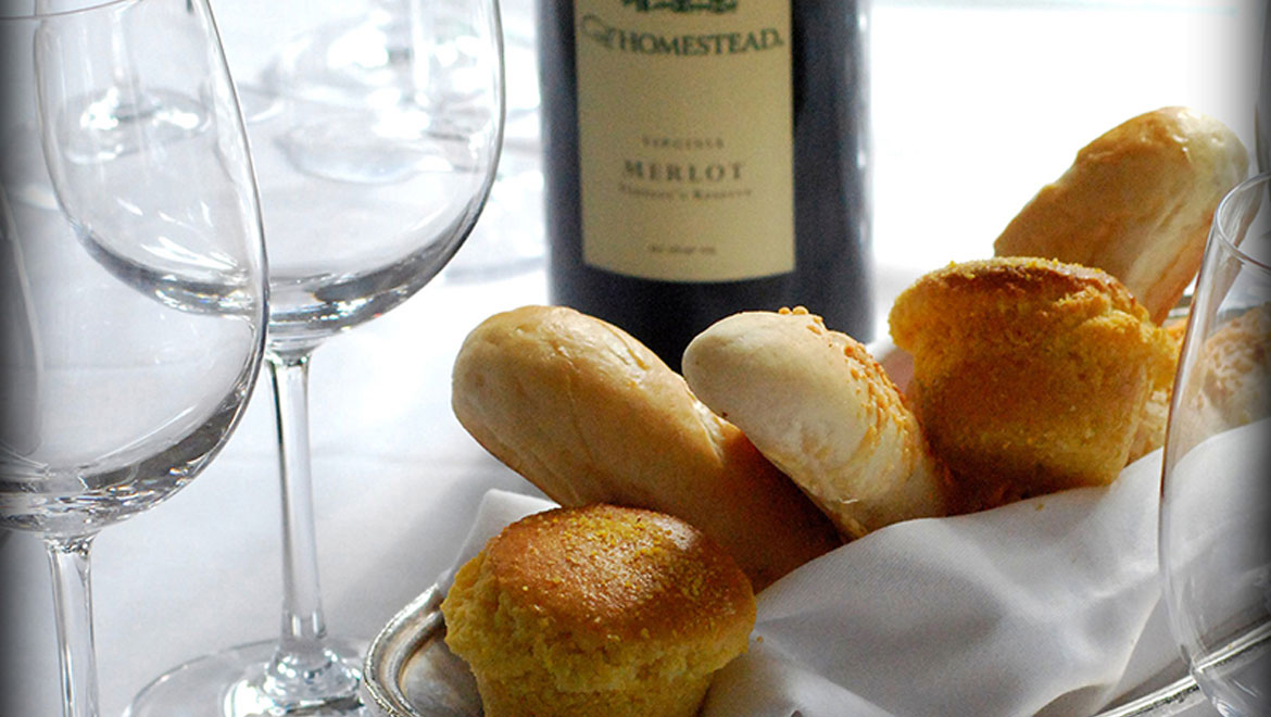 Wine in Hot Springs