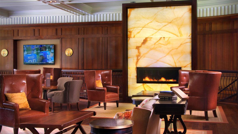 Restaurants in Virginia | Jefferson's | Omni Homestead Resort