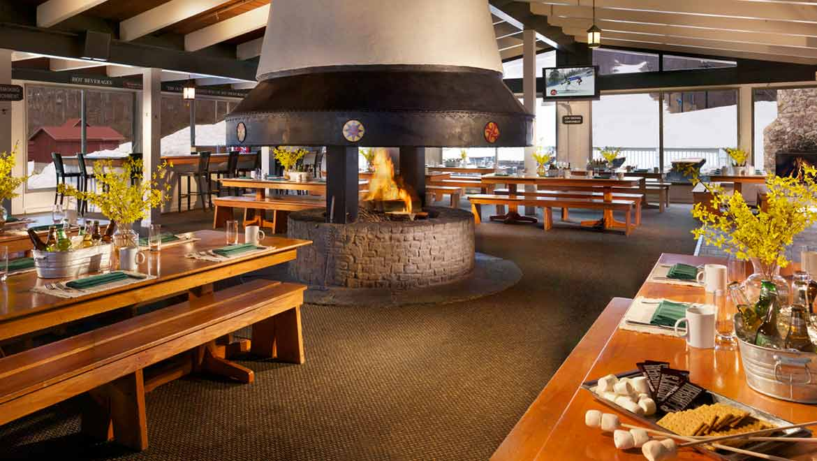 Bold Bbq Flavors On The Mountain