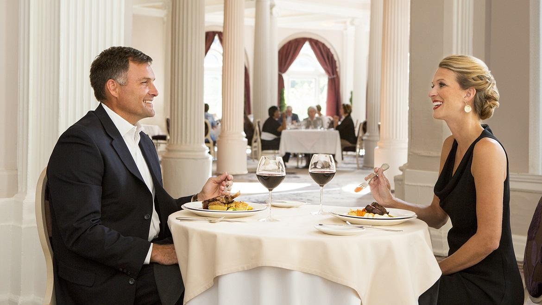 Formal Dining In Main Dining Room