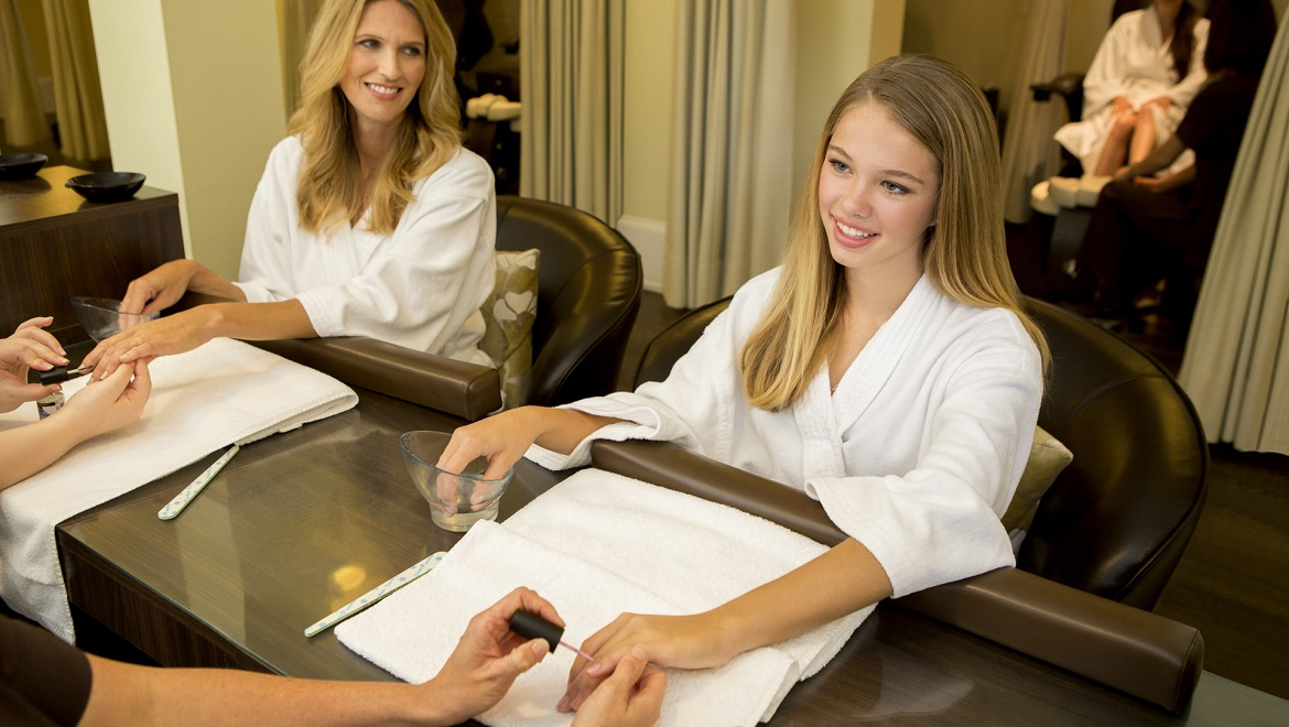 Mother Daughter Spa Treatments