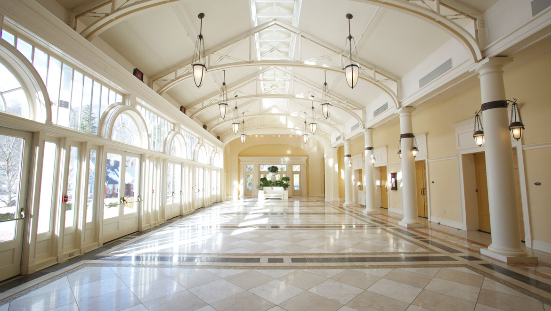 Wedding Venues In Virginia The Omni Homestead Resort