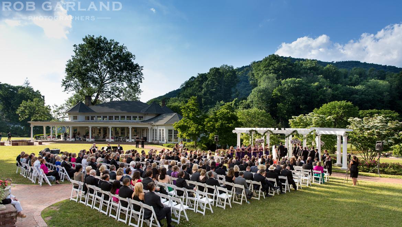 Hot Springs, Virginia Wedding Venues