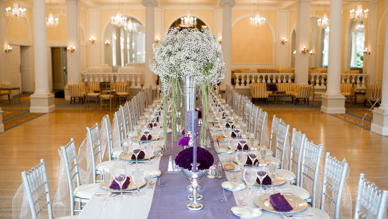 Hot Springs Virginia Wedding Venues | The Omni Homestead Resort